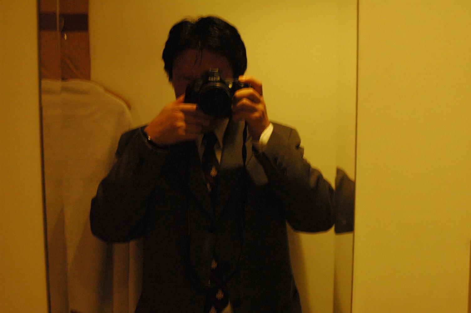 2012年10月20日:Victoria访华团代表 嘉和国际总监 Mr. Quentin Hu,整装待发!