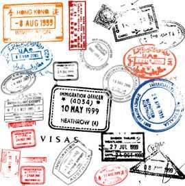 Visa/Oversea Student, 留学签证,工作许可,通关秘籍