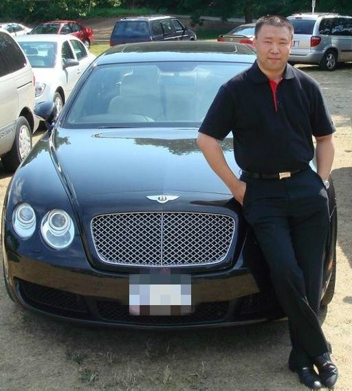 中国移民富商苑刚