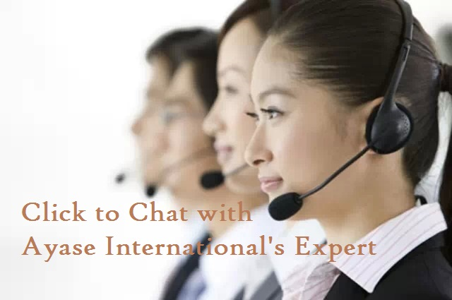 Ayase International, Live Chat, Immigration Specialist