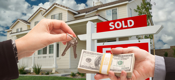 Sold-Cash-Key