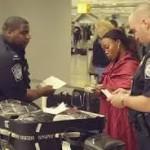 入境美国: 禁物清单