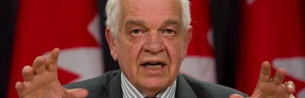 麦家廉:中加自由贸易协定需要说服加拿大人