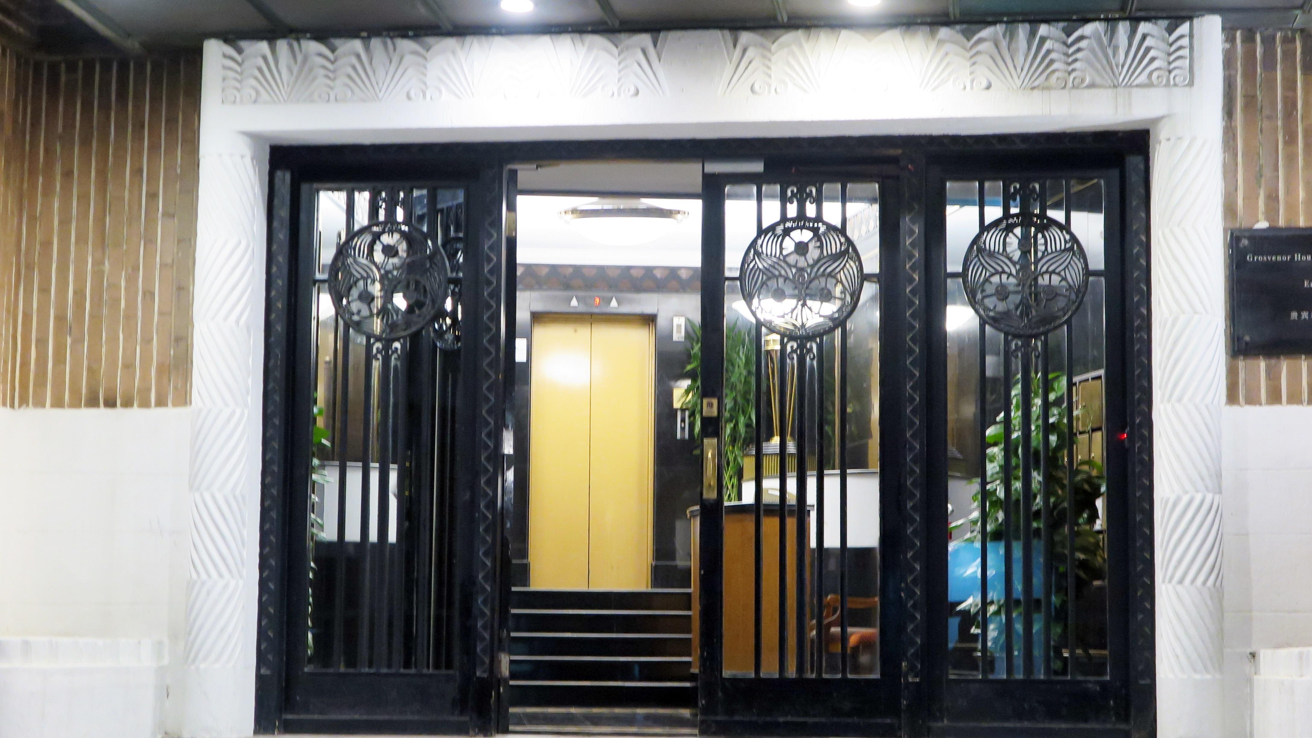 上海老锦江大酒店贵宾楼东区