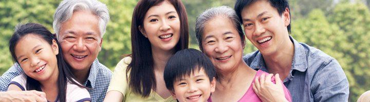 家庭团聚移民