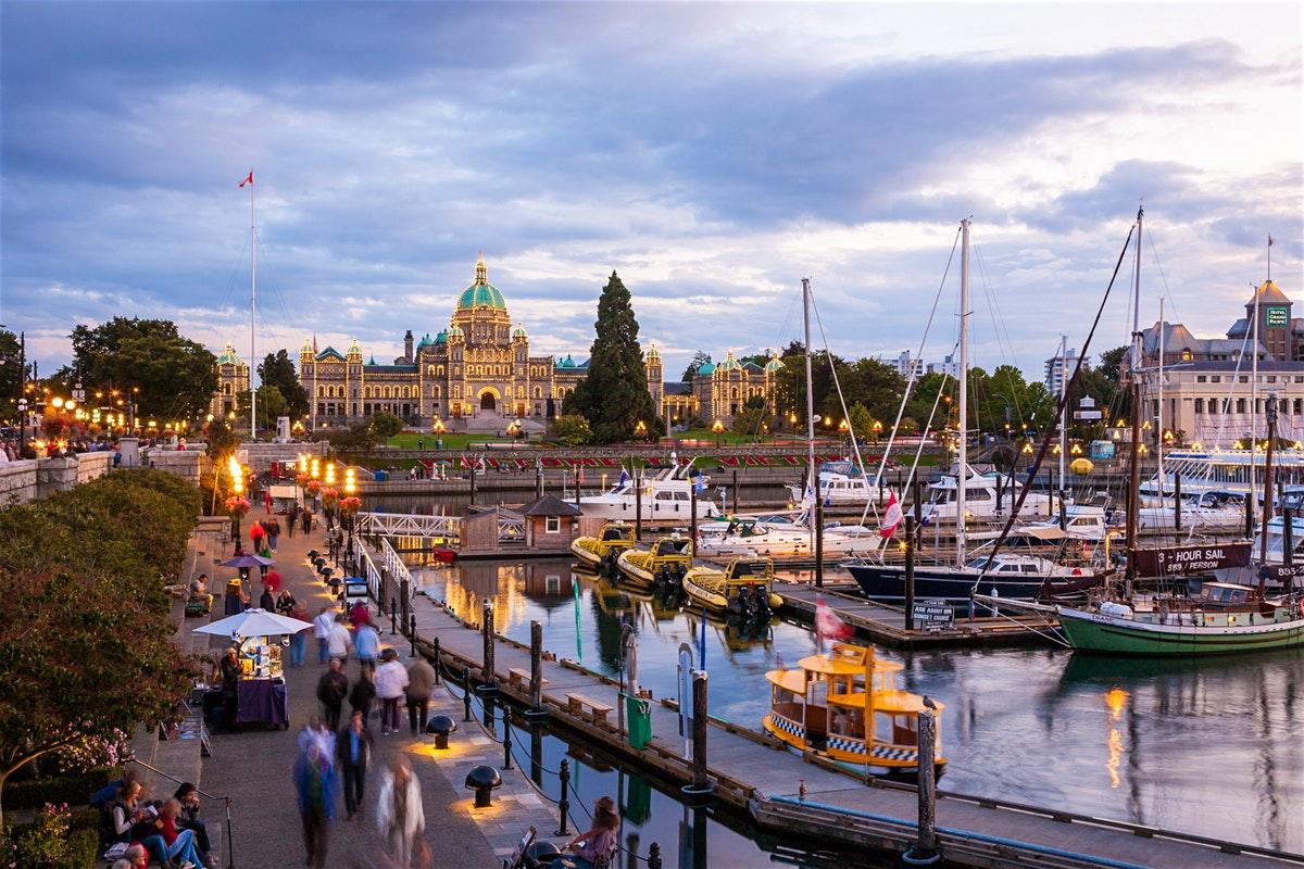 2018年度加拿大最浪漫城市,加西呈压倒性优势